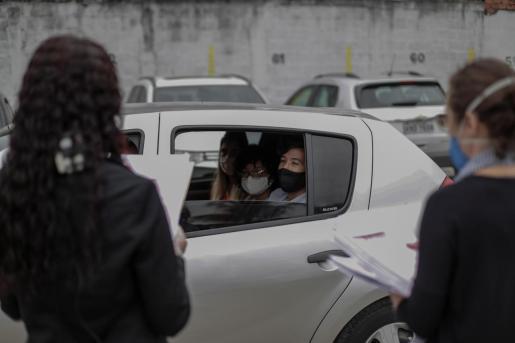 Brasil ha registrado en un solo día hasta 15.000 nuevos casos.