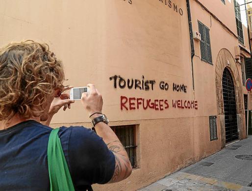 El alquiler turístico en Palma ha generado siempre mucha controversia.
