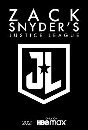 Cartel de 'Liga de la Justicia' que compartió Zack Snyder en Twitter.