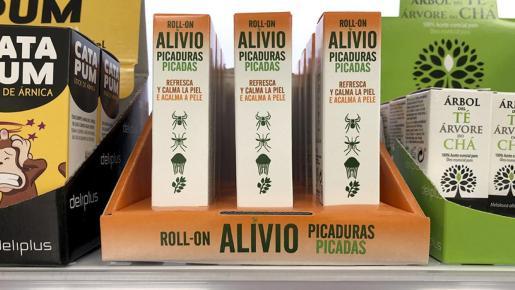 Producto antimosquito de Mercadona.