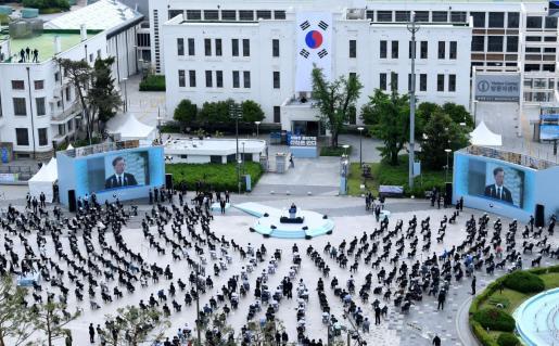 «Las autoridades relevantes están vigilando de cerca» este tema, afirmó Yoh en declaraciones recogidas por la agencia de noticias surcoreana Yonhap.