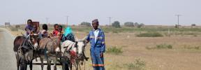 Al menos 43 muertos en un accidente de tráfico en Sudán