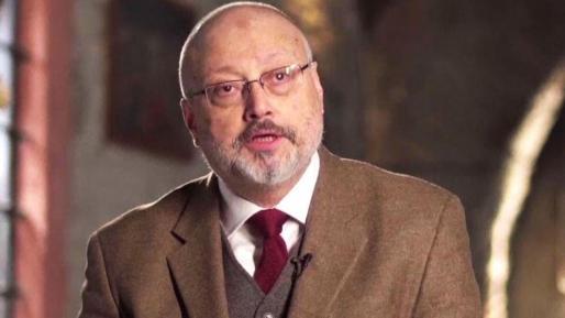 El periodista saudí Jamal Khashoggi.