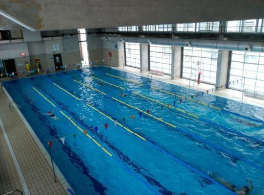 La piscina de Son Moix se reabre en la fase 2.