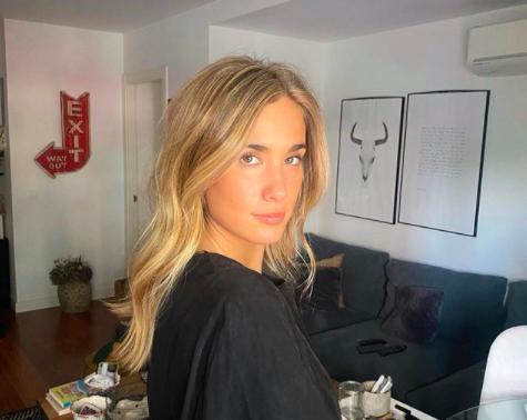 María Pombo en una imagen de su Instagram.