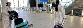Reino Unido impone una cuarentena para todos los viajeros desde el 8 de junio
