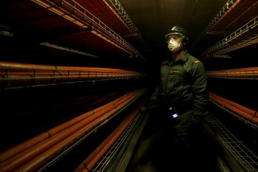 Es una de las zonas más vigiladas por una unidad de élite de la Guardia Civil: los TEDAX