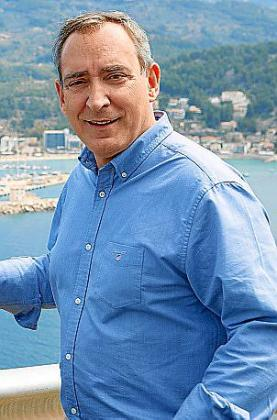 alcalde de Sóller, Carlos Simarro.