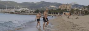 Mallorca se alivia tras el confinamiento