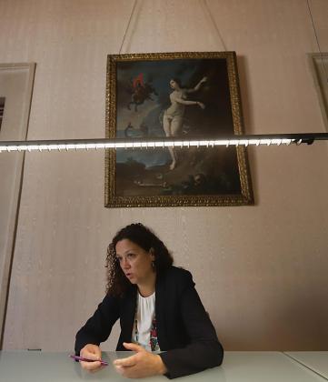 La presidenta del Consell, Catalina Cladera.