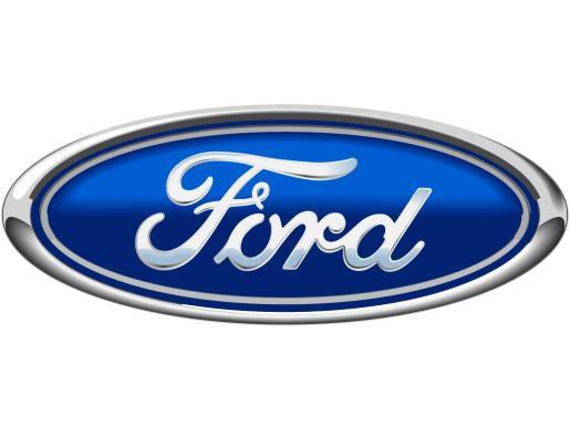 Logotipo de la marca Ford.