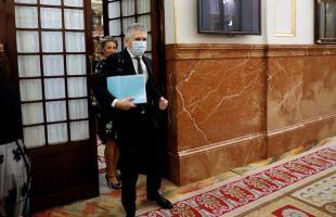 La oposición acorrala a Marlaska y pide su dimisión por el cese de De los Cobos
