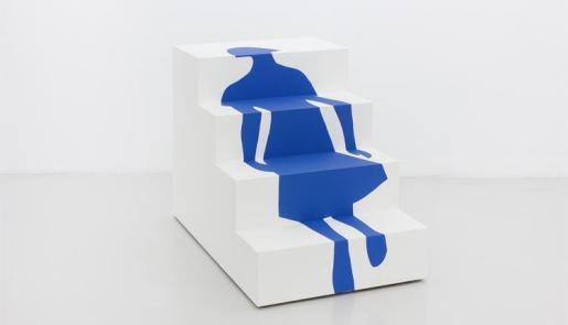 Una de las obras de Ana Vieira que forman parte de la exposición 'El hogar y la huida'.