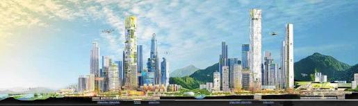 La joven arquitecta catalana Eftalia Proios Torras, junto a la firma internacional Skidmore, Owings & Merrill (SOM), ha diseñado el plan maestro del nuevo centro urbano Bandar Malaysia, en Kuala Lumpur.