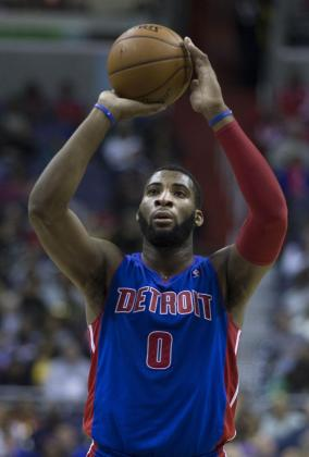 Pistons at Wizards 1/18/14