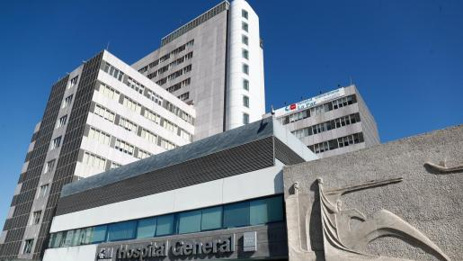 Imagen del hospital La Paz, de Madrid.