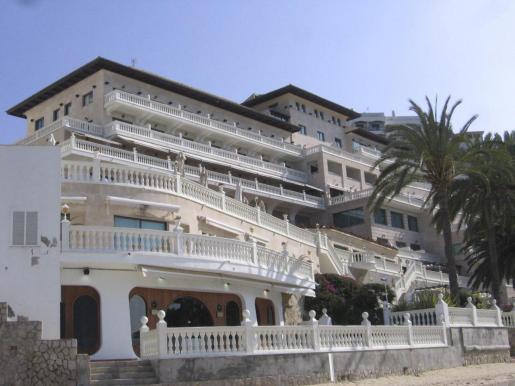 Imagen del hotel Nixe Palace.
