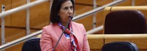 La ministra de Defensa asegura que «no existe ningún riesgo de insubordinación en la Guardia Civil»