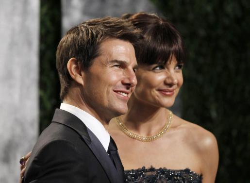 Tom Cruise y Katie Holmes llegan a un acuerdo de divorcio.