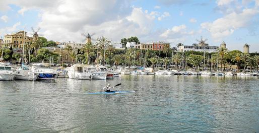 En este barrio tradicional de Palma llegó a haber siete estructuras, hoy quedan cinco, dos de ellas en estado ruinoso.