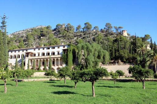 La emblemática finca de Raixa contará con un albergue con capacidad para 50 personas y fomentar así la ruta de 'pedra en sec'.