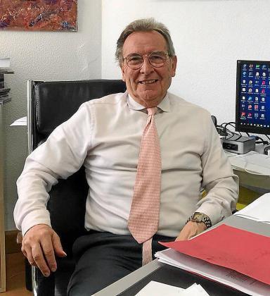 Jerónimo Jofre apuesta por el esfuerzo para salir de la crisis. Foto: M.S.
