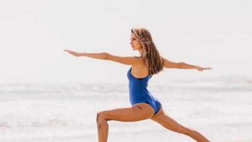 La modelo española explica en su perfil de Instagram sus ejercicios y trucos para estar de diez este verano.
