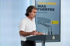 Sánchez, sobre los datos: «Sanidad no realiza cálculos propios, sólo recopila cifras de las CCAA»