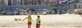 Calvià no descarta limitar los accesos a las playas próximas a Palma