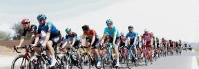 Ciclistas y rotondas, ¿quién tiene la prioridad?
