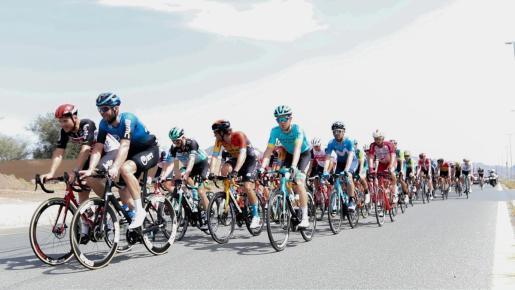 Los ciclistas son un colectivo vulnerable tanto el carretera como en ciudad.
