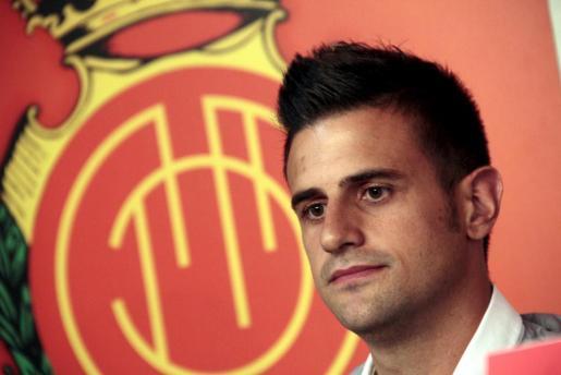 Javi Márquez, nuevo jugador del Mallorca.