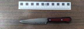 Detenido por amenazar a una mujer con un cuchillo en Palma