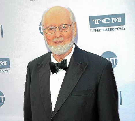 El compositor de bandas sonoras John Williams.