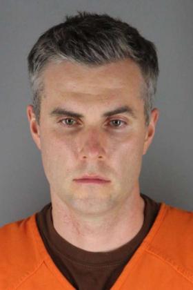 Thomas Lane, uno de los cuatro agentes de la Policía de Mineápolis involucrado en la muerte del ciudadano afroamericano George Floyd.