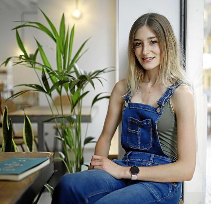 La escritora y guionista Laura Gost.