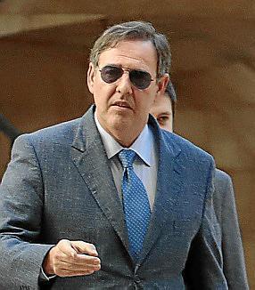 El juez Manuel Penalva.