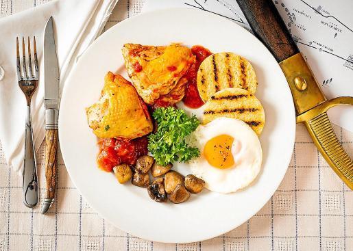 'Le poulet Marengo' es el único plato que conozco que fue creado en un campo de batalla.