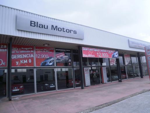 Blau Motors es concesionario oficial Seat en Palma.
