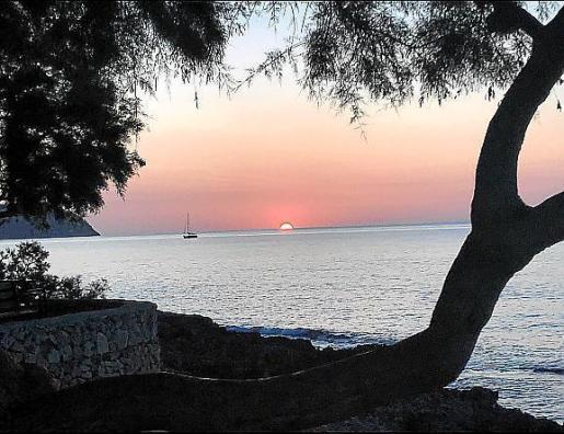 En Mallorca se puede disfrutar de imágenes tan bellas como la de la fotografía.