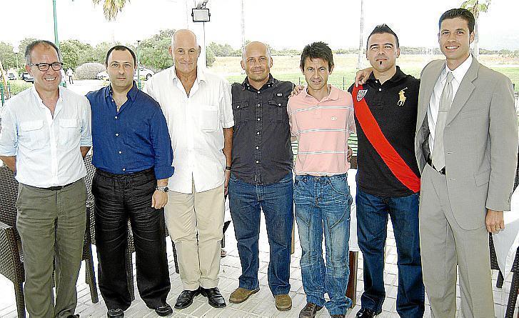 Cena anual del Colegio de Árbitros de Fútbol de Balears en Algaida