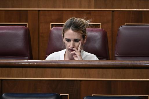 La portavoz del Grupo Popular en el Congreso, Cayetana Álvarez de Toledo.