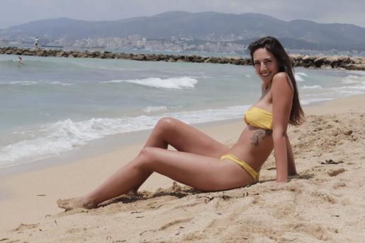 Eva disfrutará del verano en las playas de Mallorca y Menorca.