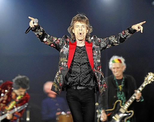 Mick Jagger ha sido un apasionado de los automóviles.