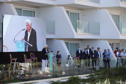 Imagen de la cumbre turística celebrada en Palma.