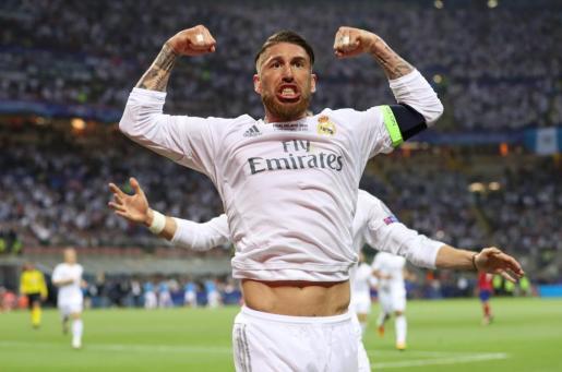 Sergio Ramos está en la lista de 23 jugadores convocados del Real Madrid.