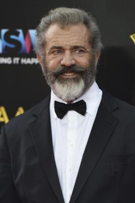 El actor estadounidense Mel Gibson a su llegada a los premios de la Academia Australiana de Cine y Televisión (AACTA), en Sidney.