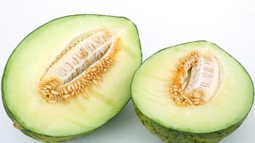 El melón es una de las frutas típicas del verano.