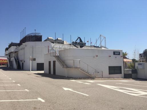 La Policía desaloja a 126 personas de una fiesta privada en Amnesia Ibiza.