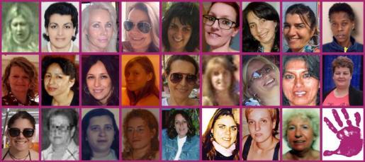 Un informe del Poder Judicial recoge a todas las mujeres víctimas de sus parejas y exparejas en Baleares